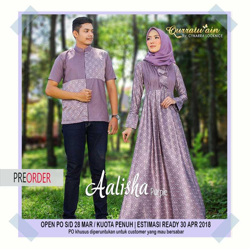 Gamis Couple Bukan Batik Wa 08127 60 888 06 Pusat Busana Muslim